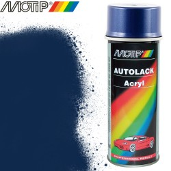 MOTIP AUTO spray bleu gentiane 500 ml