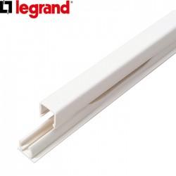 Guide-câble autocollant Ø3 à 6mm - 2,10m