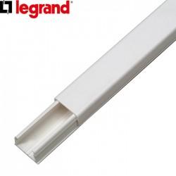 Goulotte LEGRAND DLP 20x12,5mm blanc