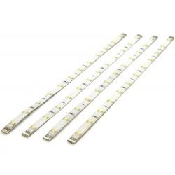 Strip LED IP44 blanc chaud 4x30cm