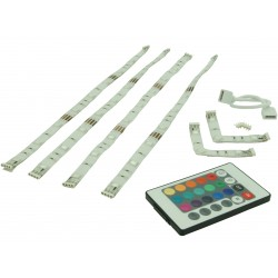 Strip LED IP20 RGB 4x60cm