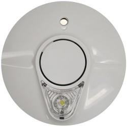 Détecteur de fumée thermo-optique