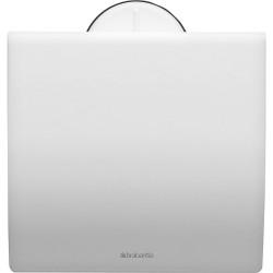 Porte-rouleau WC luxe BRABANTIA Blanc