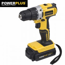 POWERPLUS Perceuse-Visseuse sans fil 14.4V