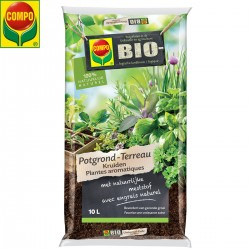 Terreau BIO plantes aromatiques COMPO