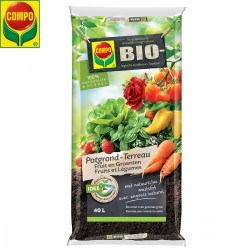 Terreau BIO fruits et legumes COMPO