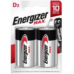 Piles ENERGIZER  Max LR20 D