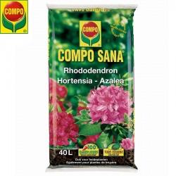 Terreau Rhododendron - Hortensia - Azalea COMPO SANA