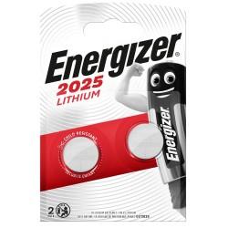 Piles ENERGIZER  CR2025