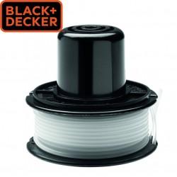 BLACK & DECKER Bobine pour coupe-bordure 1,5mmX 6m