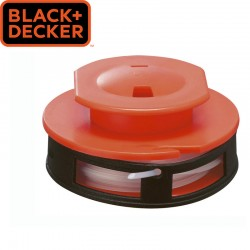 BLACK & DECKER Bobine de fil pour coupe-bordure 1,5mmX5,5m