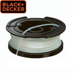 BLACK & DECKER Bobine de fil pour coupe-bordure 1,6mm X 10 m