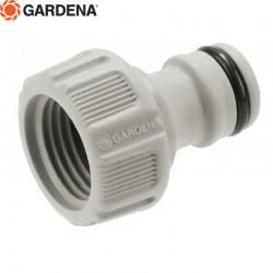 """Gardena nez de robinet 21mm (G 1/2"""")"""