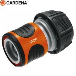 Gardena raccord rapide aquastop 19 mm