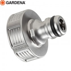 """Gardena nez de robinet premium 33,3 mm (G 1"""")"""