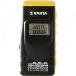 Testeur de piles VARTA LCD 1,2 - 9V
