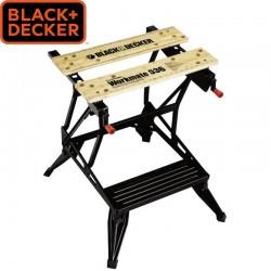 BLACK & DECKER Etabli de serrage