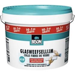 Colle pour fibre de verre BISON 10+1Kg