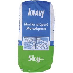 KNAUF Mortier préparé 5 Kg