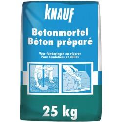 KNAUF Béton préparé 25 Kg