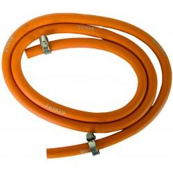 Kit tuyau propane 1m50 + 2 colliers