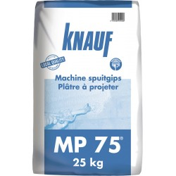 KNAUF MP75 Plâtre 25Kg