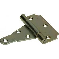 Penture T à marteau bichromatée 83mm