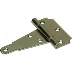 Penture T à marteau bichromatée 108mm