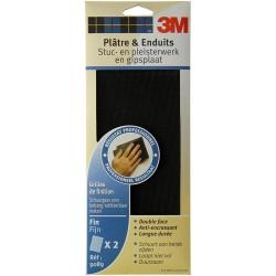 Maille abrasive 3M pour plâtre et enduits