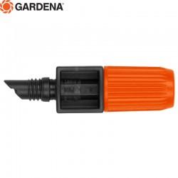 GARDENA Goutteurs fin de ligne réglables Micro-Drip