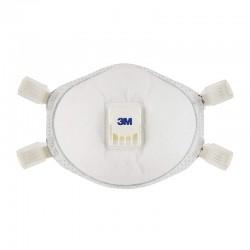 Masque anti-vapeur de soudage avec valve d'expiration