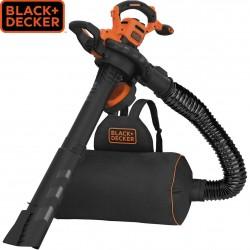 Black&Decker aspirateur souffleur broyeur BEBLV300