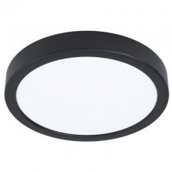 FUEVA Plafonnier LED rond 21 cm
