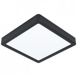 FUEVA Plafonnier LED carré 21 cm