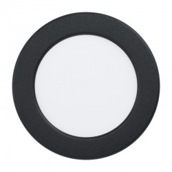 FUEVA Spot encastré LED Ø117 noir