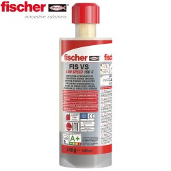 Set de fixation par injection FISCHER VS 1150 CK 145ml