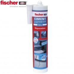 Cartouche ciment express FISCHER gris 310 ml