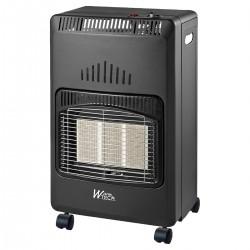 WARMTECH Chauffage céramique gaz 4200W
