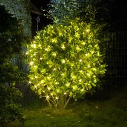 Guirlande SMARTLIGHT 10 mètres 100 LEDs blanc froid