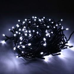 Guirlande SPARKLELIGHT 8 mètres 120 LEDs blanc froid