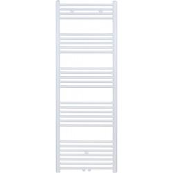 Radiateur sèche-serviette H160x40cm blanc
