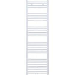 Radiateur sèche-serviette H180x40cm blanc
