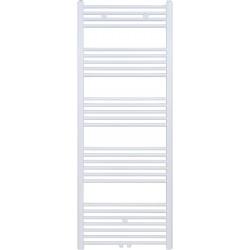 Radiateur sèche-serviette H160x50cm blanc