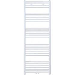 Radiateur sèche-serviette H170x50cm blanc