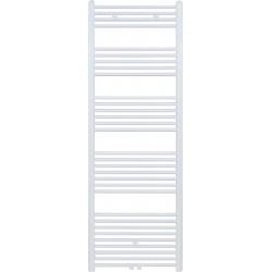 Radiateur sèche-serviette H180x50cm blanc