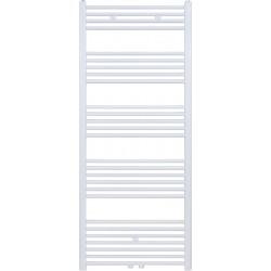 Radiateur sèche-serviette H160x60cm blanc