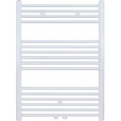 Radiateur sèche-serviette H100x60cm blanc