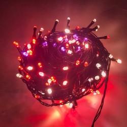 Guirlande CHROMALIGHT 12 mètres 80 LEDs multicolores