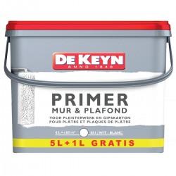 DE KEYN PRIMER mur & plafond 5+1 litres