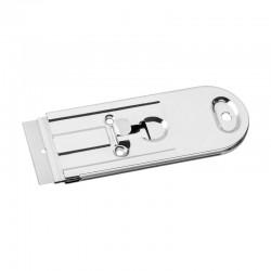 Gratte-vitre en métal 40 mm